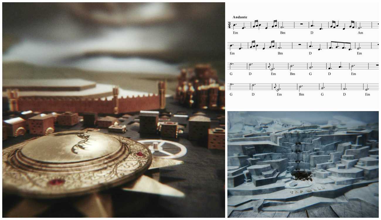 Partitura Game of Thrones