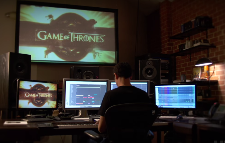 Ramin Djawadi_Game of Thrones