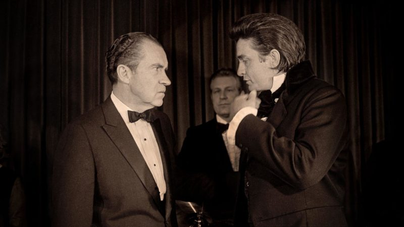 Documental sobre el encuentro entre Johnny Cash y Nixon