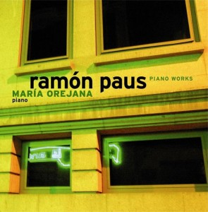 """Piano Works"", el último CD de Ramón Paus"